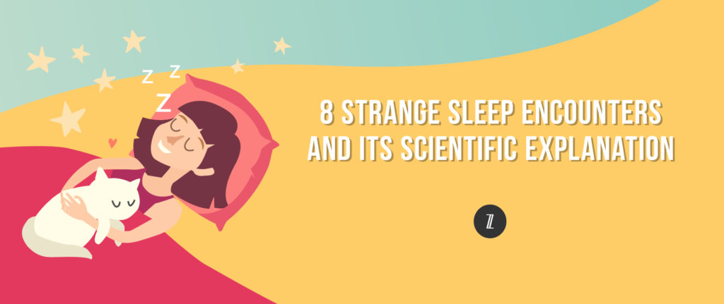 8 Strange Sleep Encounters and Its Scientific Explanation