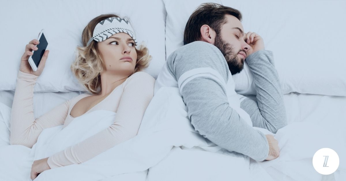 Why More Couples are Sleeping in Separate Bedrooms (By Choice!)