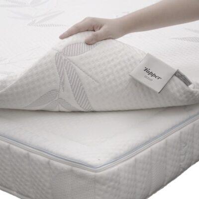 Enjoy personalised comfort - Sofzsleep Latex Topper